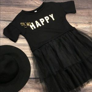 Happy Justice Dress NWOT